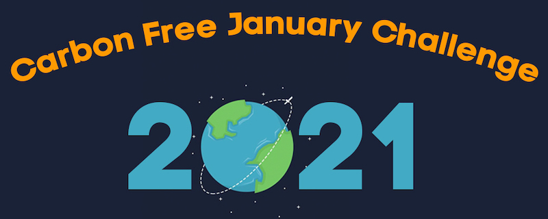 Carbon Free January 2021