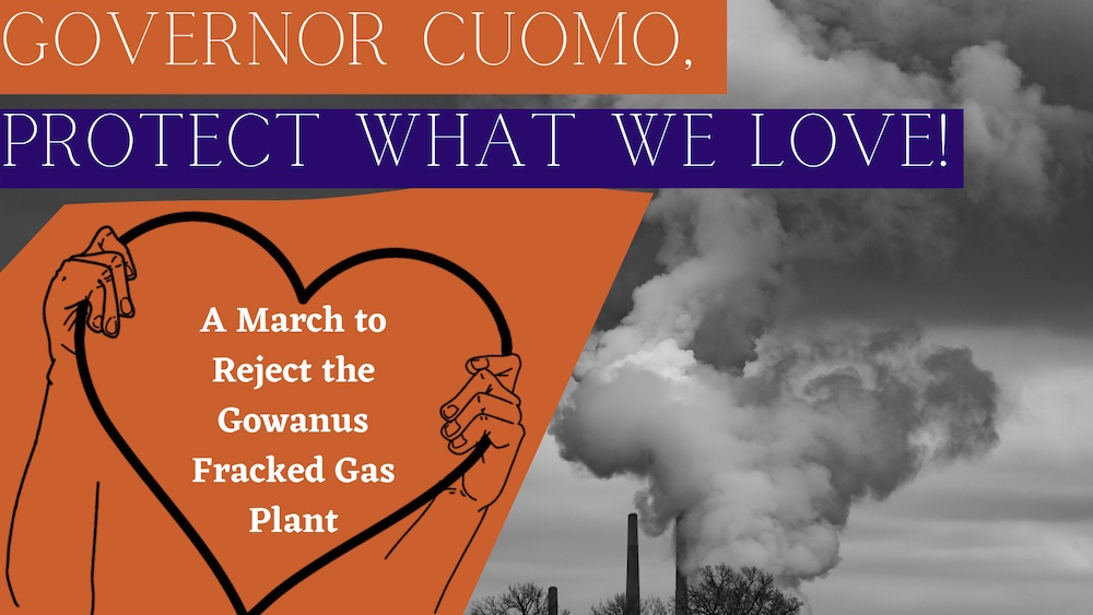 Governor Cuomo. Protect what we love!