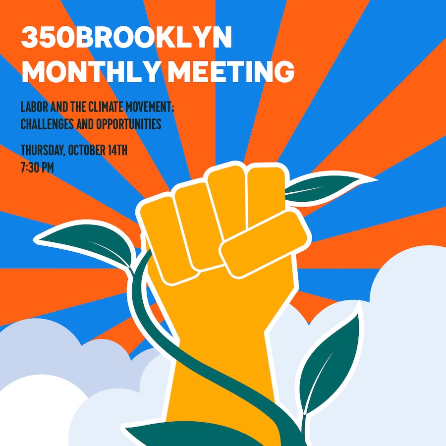 350Bk Monthly meeting Oct 14 2021