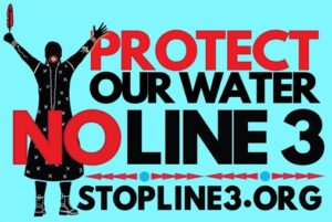 Sign the petition to stop Line 3